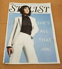 STYLIST UK British Magazine Issue 325 6 July 2016 Lizzy Caplan Roksanda Ilincic