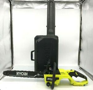 """RYOBI RY40508 40v HP Brushless Chainsaw18"""" GR"""