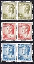 Royalty Mint Never Hinged/MNH Luxembourg Stamps