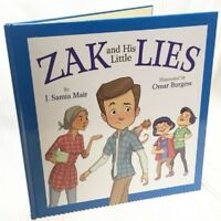 Zak and His Little Lies (Children, Kids - Hardback)