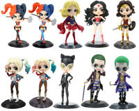 "Qposket Suicide Squad Harley Quinn Ver Action Figure 6"" Toys PVC Model"