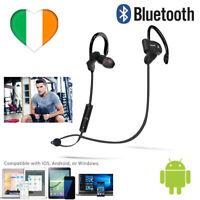 Bluetooth 4.1 Auriculares Inalámbrico Deportiva Cascos Estéreo In-Ear Con Mic RR