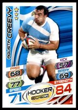 Topps Rugby Attax 2015 - Augustin Creevy Argentina No. 2
