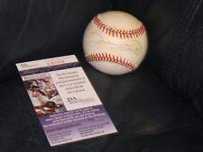 Sammy Sosa Autographed Baseball JSA Certified