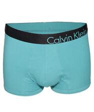 Calvin Klein boxers retroshorts calzoncillos Bold Cotton turquesa