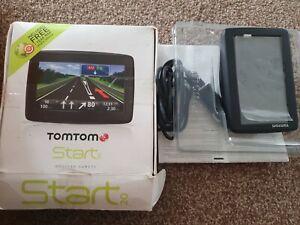Tomtom Start 20 Satnav - Boxed
