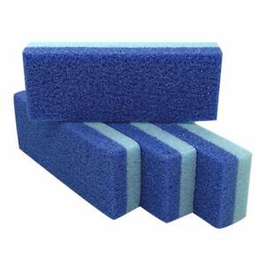 4 Pack Foot Pumice Stone for Feet Hard Skin Callus Remover and Scrubber Blue