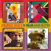 Prince Far I - The Trojan Albums Collection: Four Original Albums (NEW 2CD)