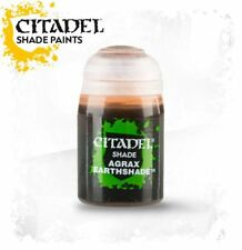 Citadel Shade Paint: Agrax Earthshade (24ml) NEW & SEALED (Warhammer)