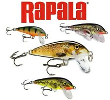 Rapala Original Floating Floater 5/7 CM Minnow Artificial Pesca Trucha Bass