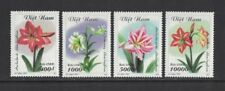 1997 Vietnam Flowers SG 2105/08 Set 4 MUH