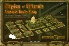 SPARTAN GAMES DYSTOPIAN WARS ARMOURED BATTLE GROUP KINGDOM OF BRITANNIA BOX