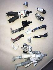 star wars black series 6 inch custom parts lot