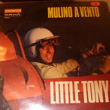 """LP - LITTLE TONY - """"MULINI A VENTO""""  -"""
