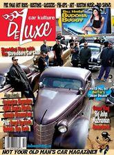 "CAR KULTURE DELUXE MAGAZINE - # 36 ""NEW!"" (October 2009)"