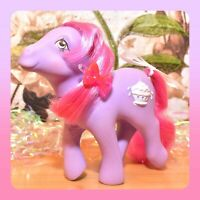 ❤️My Little Pony MLP G1 VTG Sundae Best Sherbet Sorbet Surprise 3D Symbol❤️