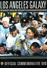 Los Angeles Galaxy 2002 MLS Cup Champions Official Commemorative DVD VIDEO MOVIE