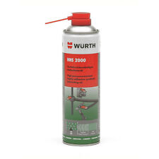 Genuine Wurth HHS 2000 - Highly Adhesive Synthetic Lubricating Oil - 500ml