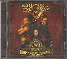 BLACK EYED PEAS Monkey Business CD 15 track 2005  BOOKLET 32 page