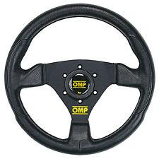 OMP Trecento 300mm Steering Wheel - Race / Rally - SYNTHETIC LEATHER - OD1989NN