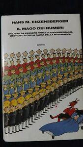 Enzensberger: Il mago dei numeri. Einaudi, 1997