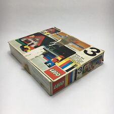 Vintage Lego Basic Set 3 - Universal Building Set from 1973 Boxed