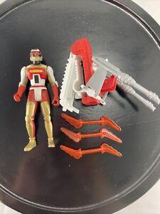 1994 Saban Kenner VR Troopers Kaitlin Star Action Figure