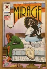 Valiant Second Life Of Doctor Mirage Comic Book #3 Video Game & Comic Ads Inside