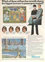 1978 Original Advertising' Vintage American Iran Air Airlines