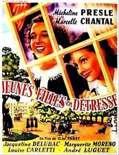 GIRLS IN DISTRESS  (Jeunes filles en détresse)  (1939)  * with English subs *