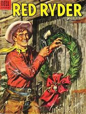 RED RYDER COMICS GOLDEN AGE COLLECTION PDF ON CD