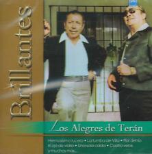 Los Alegres De Teran CD NEW Brillantes Versiones Originales 20 Canciones