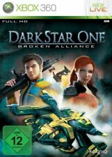 Xbox 360 Game DarkStar Dark Star 1 One - Broken Alliance NEW