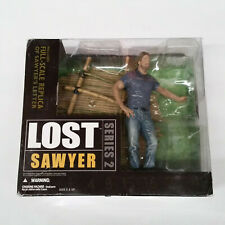 Lost Series 2 Sawyer Figure - Mc Farlane Toys, Brand New, Factory Sealed