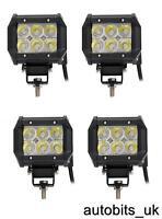 4 piezas 18w 12v 24v LED Reparación Foco Luz John Deere VALTRA Fendt gato