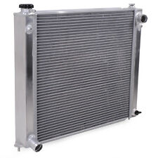 55MM ALUMINIUM ALLOY RACE ENGINE RADIATOR FOR NISSAN 300ZX Z32 3.0 TWIN TURBO