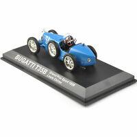 1:43 Scale BUGATTI T35B Car Model T35b Classic alloy Cars Toy Diecast Vehicles
