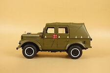 1/18 U.S.S.R. ussr Soviet Union GAZ69 (model door window fall off)