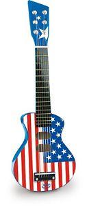 Vilac Kinder Gitarre Spielzeuggitarre Musik Instrument Holz USA - 8333