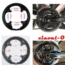 42/44T Bicycle Bike Riding 8 holes Sprocket Cranksets Chainring Guard Protector