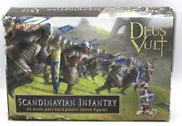 Fireforge FFG012 Scandinavian Infantry (Scandinavians) Medieval Infantry Warrior