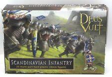Fireforge FFG012 Scandinavian Infantry (25 Plastic Figures) Deus Vult Warriors