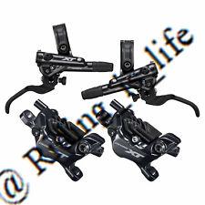 Shimano XT M8120 4-Pistol BL-M8100/BR-M8120 MTB Brake W/ Resin Pad Ice-Tech Fin