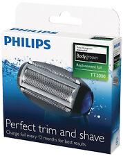 Lamina Sostitutiva Philips TT2000/43 x BodyGroom Series 3000 7000 TT2030 TT2040
