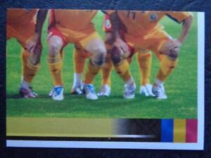 Panini Euro 2008 - Team Photo (puzzle 4) Romania #310