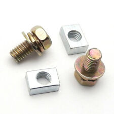 1 Set Universal Scooter DIRT BIKE ATV Battery Terminal Nut and Bolt Kit M5x10mm