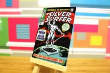 The Silver Surfer Marvel Comics issue #1 cover retro vintage magnet
