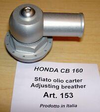 Honda CB160/175 Cappellini #153 alloy crankcase breather adjustable position