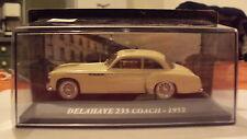 1/43ième - DELAHAYE 235 COACH - 1952