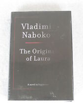 Vladimir Nabokov  THE ORIGINAL OF LAURA  A Novel in Fragments  Knopf  2009
